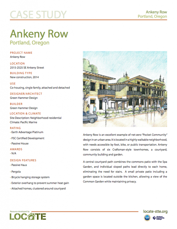 ATE Central - LOCATE Case Study: Ankeny Row