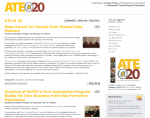 ATE@20 Blog