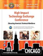 HI-TEC Program Cover