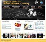 Screenshot of RCNET website