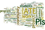 PI Interview Wordcloud